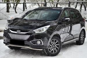 Авто Hyundai ix35, 2013 года выпуска, цена 1 130 000 руб., Новосибирск