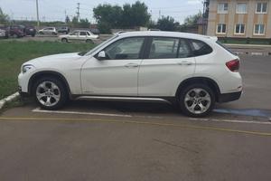 Подержанный автомобиль BMW X1, отличное состояние, 2012 года выпуска, цена 1 000 000 руб., республика Татарстан