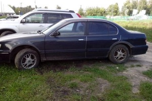 Автомобиль Nissan Cefiro, среднее состояние, 1995 года выпуска, цена 105 000 руб., Москва