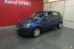 Авто Ford Fiesta, 2008 года выпуска, цена 285 000 руб., Москва