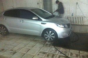 Подержанный автомобиль Kia Rio, отличное состояние, 2012 года выпуска, цена 560 000 руб., Дедовск