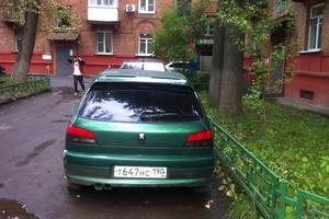 Автомобиль Peugeot 306, среднее состояние, 1997 года выпуска, цена 80 000 руб., Долгопрудный