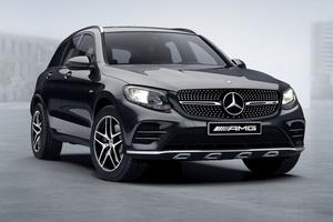 Авто Mercedes-Benz GLC-Класс, 2017 года выпуска, цена 5 610 354 руб., Москва