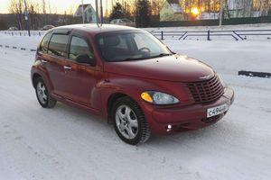 Подержанный автомобиль Chrysler PT Cruiser, отличное состояние, 2001 года выпуска, цена 211 000 руб., Наро-Фоминск