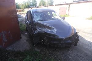 Автомобиль SsangYong Actyon, битый состояние, 2008 года выпуска, цена 170 000 руб., Электроугли