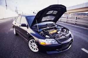 Автомобиль Mitsubishi Lancer Evolution, отличное состояние, 2007 года выпуска, цена 900 000 руб., Москва