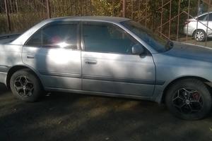 Автомобиль Toyota Carina, хорошее состояние, 1998 года выпуска, цена 225 000 руб., Братск