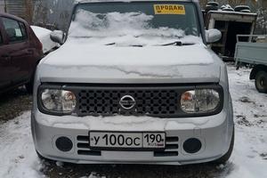 Автомобиль Nissan Cube, отличное состояние, 2004 года выпуска, цена 250 000 руб., Москва и область