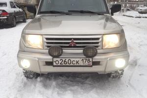 Автомобиль Mitsubishi Pajero Pinin, хорошее состояние, 2003 года выпуска, цена 320 000 руб., Петрозаводск
