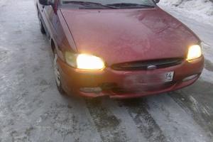 Автомобиль Ford Escort, среднее состояние, 1997 года выпуска, цена 65 000 руб., Волгоград