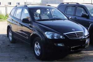 Автомобиль SsangYong Kyron, отличное состояние, 2008 года выпуска, цена 525 000 руб., Казань