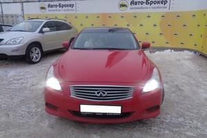 Авто Infiniti G-Series, 2008 года выпуска, цена 930 000 руб., Самара