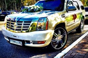 Автомобиль Cadillac Escalade, отличное состояние, 2011 года выпуска, цена 1 550 000 руб., Ханты-Мансийск