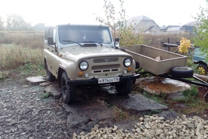Подержанный автомобиль УАЗ 3151, отличное состояние, 1995 года выпуска, цена 120 000 руб., Набережные Челны