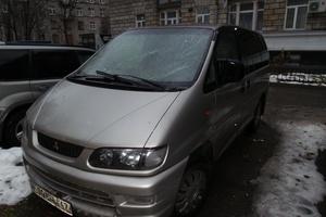 Автомобиль Mitsubishi Space Gear, среднее состояние, 1999 года выпуска, цена 165 000 руб., Санкт-Петербург