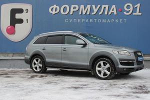Подержанный автомобиль Audi Q7, хорошее состояние, 2008 года выпуска, цена 950 000 руб., Москва