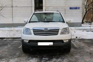 Автомобиль Kia Borrego, хорошее состояние, 2014 года выпуска, цена 1 875 000 руб., Москва