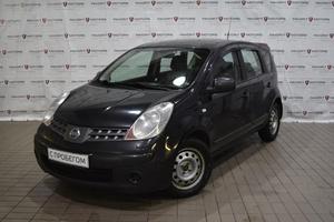 Авто Nissan Note, 2008 года выпуска, цена 296 092 руб., Москва