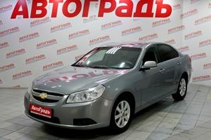Авто Chevrolet Epica, 2012 года выпуска, цена 449 000 руб., Москва