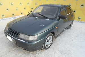 Подержанный автомобиль ВАЗ (Lada) 2112, отличное состояние, 2008 года выпуска, цена 170 000 руб., Самара