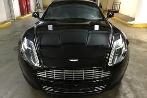 Автомобиль Aston Martin Rapide, отличное состояние, 2010 года выпуска, цена 6 500 000 руб., Москва