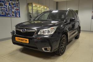 Авто Subaru Forester, 2013 года выпуска, цена 1 335 000 руб., Москва