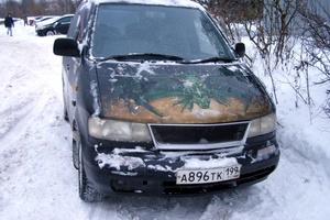 Автомобиль Nissan Largo, среднее состояние, 1995 года выпуска, цена 195 000 руб., Тверь