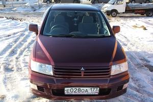 Автомобиль Mitsubishi Chariot, хорошее состояние, 1999 года выпуска, цена 280 000 руб., Москва