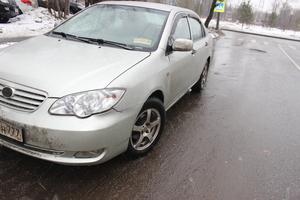 Автомобиль BYD F3, среднее состояние, 2007 года выпуска, цена 115 000 руб., Москва