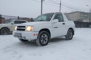 Автомобиль Chevrolet Tracker, отличное состояние, 1999 года выпуска, цена 300 000 руб., Москва