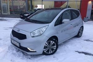 Авто Kia Venga, 2015 года выпуска, цена 919 900 руб., Санкт-Петербург