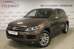 Подержанный автомобиль Volkswagen Touareg, отличное состояние, 2010 года выпуска, цена 1 516 600 руб., Казань