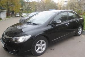 Подержанный автомобиль Honda Civic, хорошее состояние, 2009 года выпуска, цена 460 000 руб., Серпухов