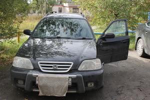 Автомобиль Honda Orthia, битый состояние, 1996 года выпуска, цена 100 000 руб., Сургут