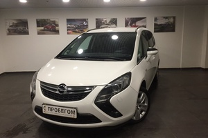 Авто Opel Zafira, 2013 года выпуска, цена 850 000 руб., Московская область