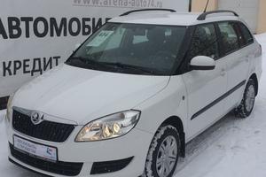 Подержанный автомобиль Skoda Fabia, отличное состояние, 2013 года выпуска, цена 474 000 руб., Челябинск