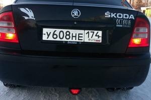 Подержанный автомобиль Skoda Octavia, хорошее состояние, 2008 года выпуска, цена 325 000 руб., Челябинск