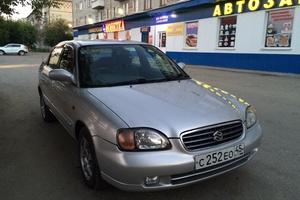 Автомобиль Suzuki Cultus, хорошее состояние, 2001 года выпуска, цена 150 000 руб., Шадринск