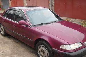 Автомобиль Hyundai Sonata, среднее состояние, 1994 года выпуска, цена 85 000 руб., Сергиев Посад