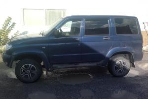 Автомобиль УАЗ Patriot, отличное состояние, 2013 года выпуска, цена 520 000 руб., Трехгорный
