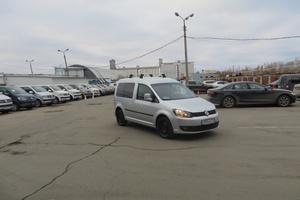 Автомобиль Volkswagen Caddy, хорошее состояние, 2011 года выпуска, цена 510 000 руб., Челябинск