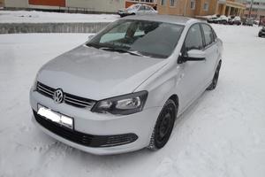 Подержанный автомобиль Volkswagen Polo, отличное состояние, 2012 года выпуска, цена 439 000 руб., Челябинск