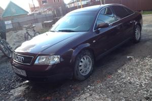 Подержанный автомобиль Audi A6, хорошее состояние, 1998 года выпуска, цена 270 000 руб., Туапсе
