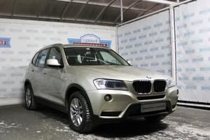 Авто BMW X3, 2012 года выпуска, цена 1 498 000 руб., Санкт-Петербург