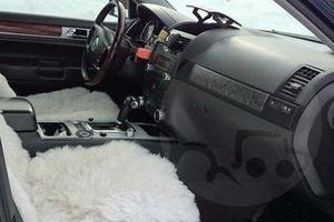 Автомобиль Volkswagen Touareg, отличное состояние, 2004 года выпуска, цена 730 000 руб., Нижневартовск