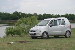 Автомобиль Opel Agila, хорошее состояние, 2003 года выпуска, цена 220 000 руб., Нальчик