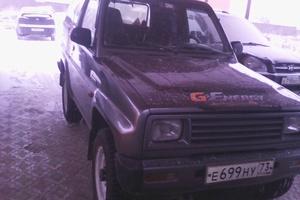 Автомобиль Daihatsu Feroza, хорошее состояние, 1989 года выпуска, цена 175 000 руб., Ульяновск