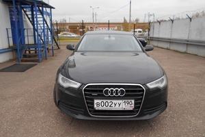 Автомобиль Audi A6, отличное состояние, 2012 года выпуска, цена 1 150 000 руб., Химки
