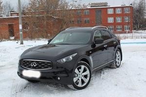 Подержанный автомобиль Infiniti FX-Series, отличное состояние, 2011 года выпуска, цена 1 350 000 руб., Ступино