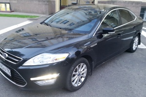 Подержанный автомобиль Ford Mondeo, отличное состояние, 2011 года выпуска, цена 620 000 руб., Смоленск
